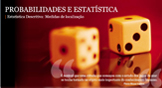 Teoria das Probabilidades: Conceitos Elementares | 00:12:39